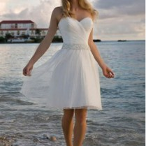 Simple, Casual And Outdoor Wedding Dress On Emasscraft Org