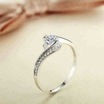Simple Elegant Wedding Rings