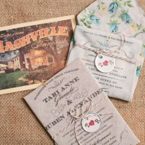 Southern Style Wedding Invitations