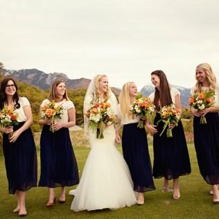 Stacy Skyler's Organic Inspired Fall Wedding Flowers Utah