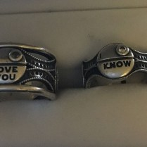 Star Wars Wedding Rings Futuristic Idea For Your Marriage