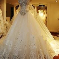 Swarovski Wedding Dresses