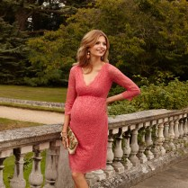 The Best Maternity Wedding Guest Dresses