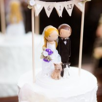 Top 25 Perfect Wedding Cake Topper Ideas
