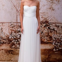 Tulle Wedding Dresses From Fall 2014 Bridal Market