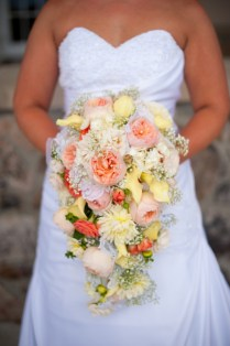 Turquoise And Coral Wedding Ideas