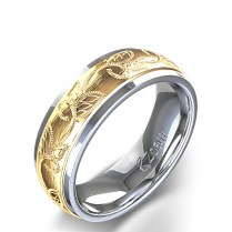 Unique Wedding Bands Design For A Different Look