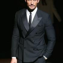 Vintage Black Tuxedos For Men Peaked Lapel Men Suits Wedding Suits
