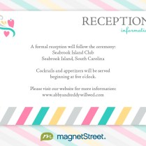 Wedding And Reception Invitation Wording Samples