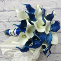 Wedding Bouquets Made With Calla Lilies
