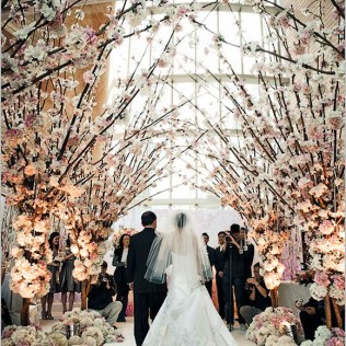 Wedding Ceremony Decoration Ideas With 50 Stunning Wedding Aisle