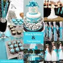 Wedding Decoration Ideas Turquoise
