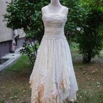 Wedding Dress Upcycled