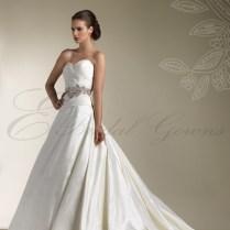 Wedding Dresses Silk Sweetheart