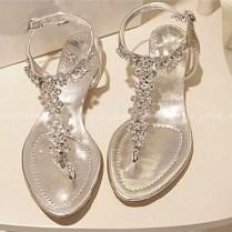 Wedding Flat Sandals 1000 Ideas About Flat Wedding Sandals On