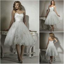 Wedding Gown Styles For Short Brides