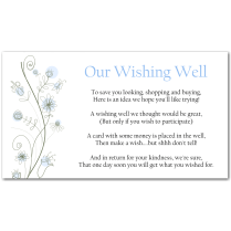 Wedding Invitations Wishing Well Wording – Organization Of Wedding