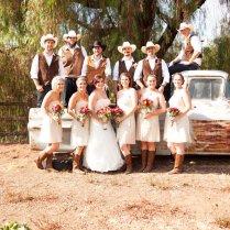 Western Cowboy Wedding Ideas