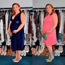 What To Wear To A Wedding When You're Pregnant