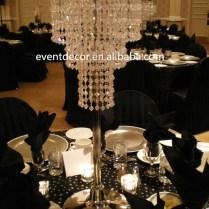 Wholesale Plastic Chandelier For Decoration,table Top Chandelier