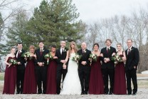 Winter Wedding Captured By Doerman Photography
