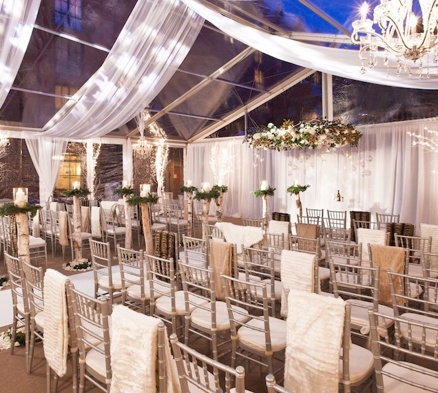 Winter Wedding Venues & Mountain Wedding Ideas Starwood