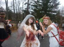 Zombie Wedding Dress · A Full Costume · Dressmaking And