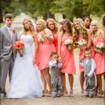 1000 Ideas About Coral Grey Weddings On Emasscraft Org