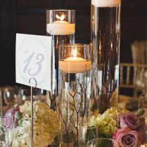 1000 Ideas About Floating Candle Centerpieces On Emasscraft Org