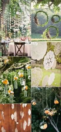 1000 Ideas About Hanging Wedding Decorations On Emasscraft Org