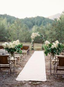 1000 Ideas About Outdoor Wedding Aisles On Emasscraft Org