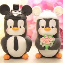 1000 Ideas About Penguin Cake Toppers On Emasscraft Org