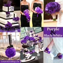 1000 Ideas About Purple Black Wedding On Emasscraft Org