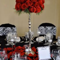 1000 Ideas About Red Rose Centerpieces On Emasscraft Org