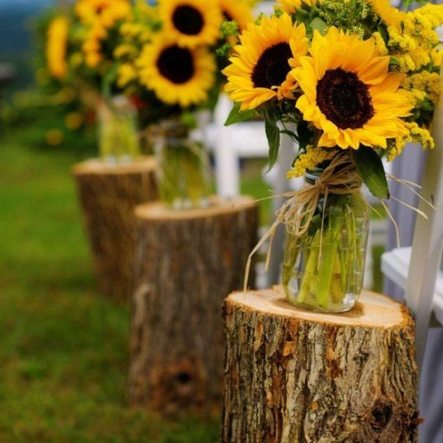 1000 Ideas About Sunflower Weddings On Emasscraft Org
