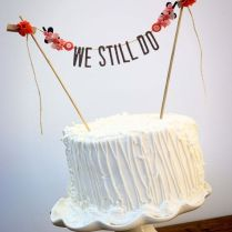 1000 Ideas About Vow Renewal Cake On Emasscraft Org
