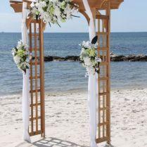 1000 Ideas About White Wedding Arch On Emasscraft Org