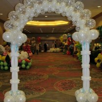 1000 Images About Balloon Wedding Columns On Emasscraft Org