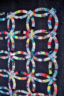 1000 Images About Double Wedding Ring Quilt Along On Emasscraft Org