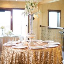 1000 Images About Gold Glitter Wedding Theme