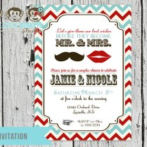 1000 Images About Mustache & Lips Couples Wedding Shower On