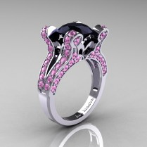 1000 Images About Pink Wedding Rings♥♥ On Emasscraft Org