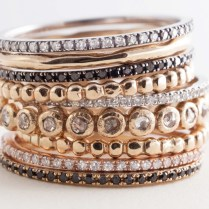 1000 Images About Stackable Wedding Bands On Emasscraft Org