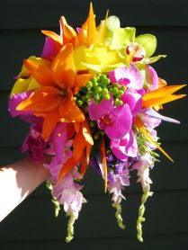 1000 Images About Tropical Wedding Bouquetflowers On Emasscraft Org