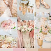 1000 Images About Wedding Blush Pink, Gold & Ivory! On Emasscraft Org