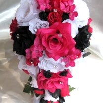 10 Best Images About Pink And Black Wedding Ideas On Emasscraft Org