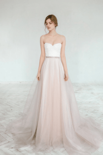 10 Gorgeous Two Piece Wedding Dresses (that Aren't Crop Tops