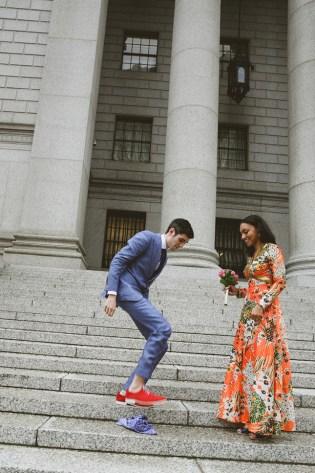 15 Drop Dead Gorgeous City Hall Weddings