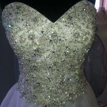 17 Best Ideas About Sparkly Wedding Gowns On Emasscraft Org