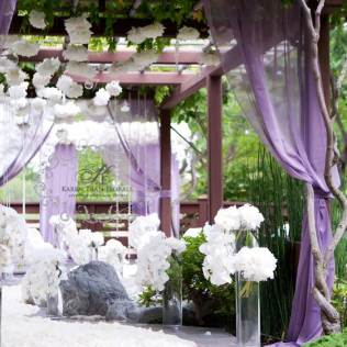 17 Best Images About Purple And White Wedding On Emasscraft Org